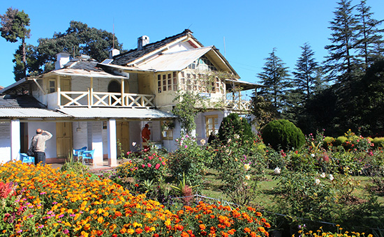 Mayavati Ashram Appeal for Conservation of Heritage Buildings Kumaon