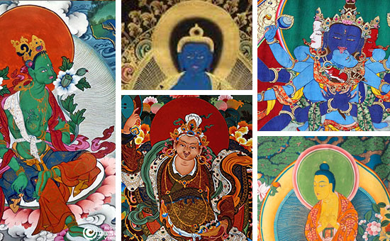 About Thangka Painting