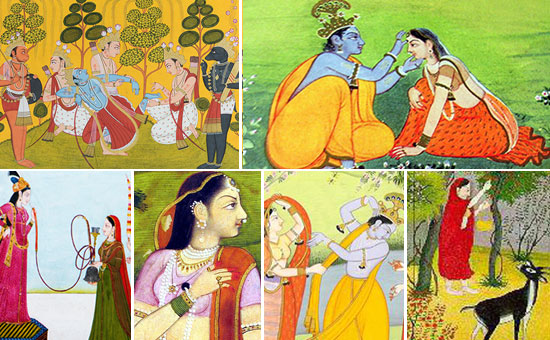About Kangra Paintings
