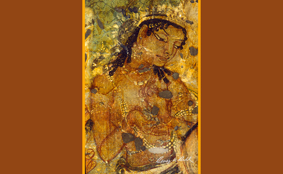 Ajanta, Indian Roots of Asia`s Buddhist Art