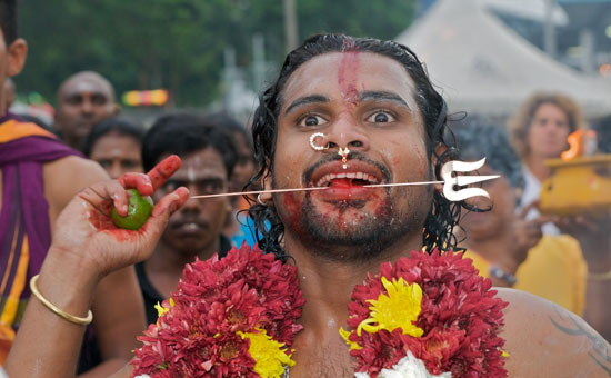 A celebration of faith - Thaipusam