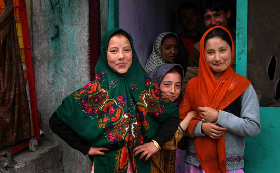Daughters of J and K- India`s most Unwanted