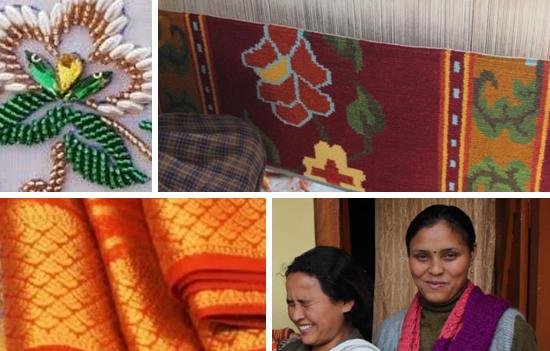 Handlooms of Uttarakhand and Uttar Pradesh