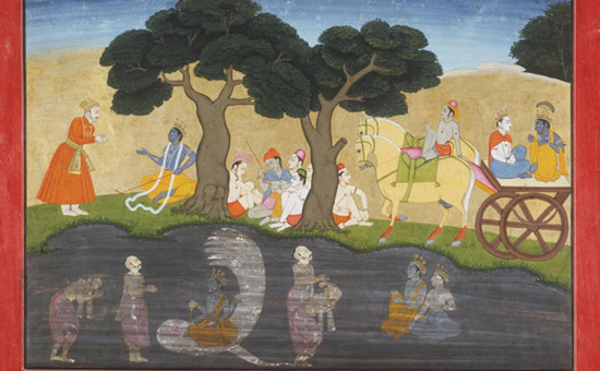 A Bird`s Eye View of the Uddhava Gita