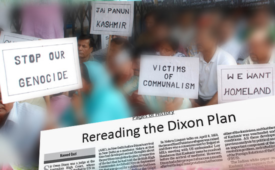Dixon Plan- Moves afoot to divide Jammu on communal lines