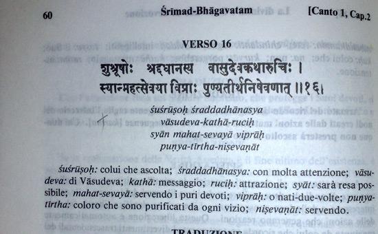 Srimad Bhagavatam- A Comprehensive Blend of Bhakti, Jnana, and Vairagya