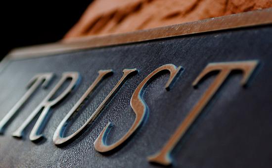 Redefining Trust Deficit
