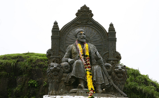 Shivaji and the rebirth of a nation