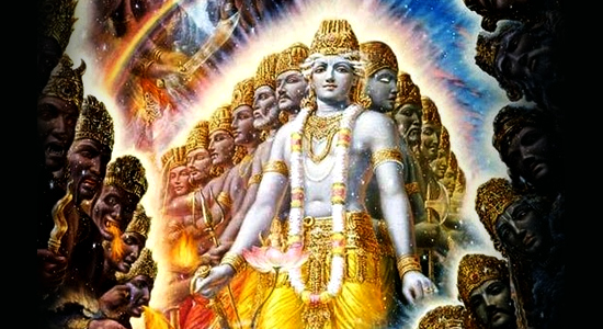 Bhagavad Gita- Chap 11 (Part-1) Vishwaroopa Darshana Yogah- Yoga of the Vision of the Universal Form
