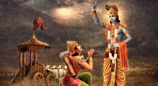 Bhagavad Gita-Chapter 12 Bhakti Yogah-Yoga of Devotion