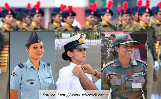 Women in the Armed Forces- Misconceptions and Facts