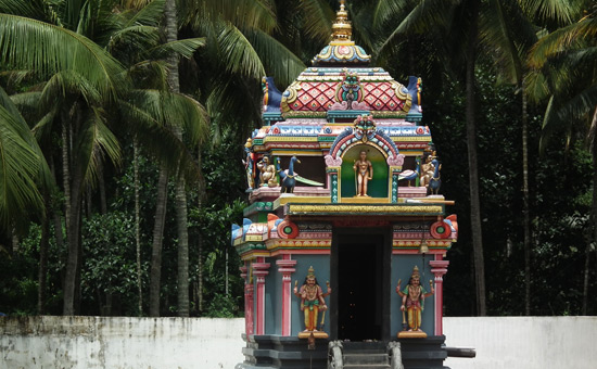 Kerala`s Temples of Gloom