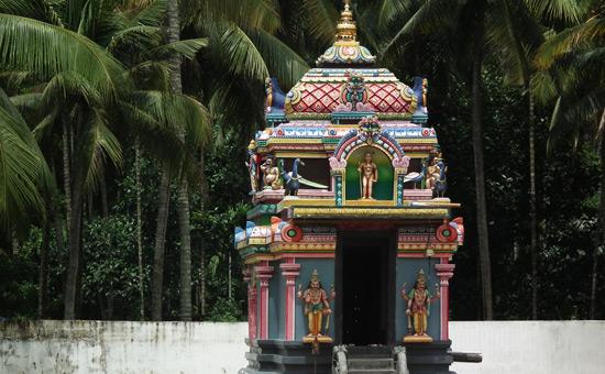 Kerala`s Temples of Gloom