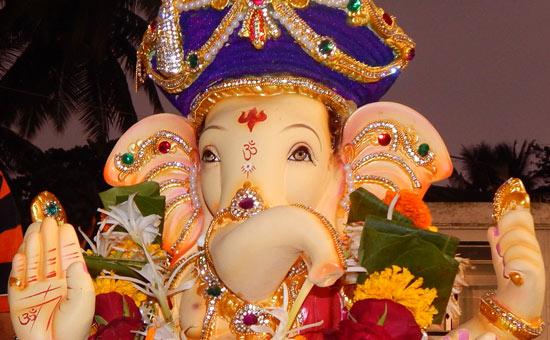 Ganapati Bappa calling