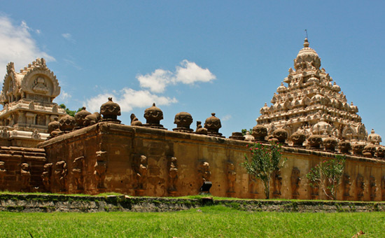 The Beautiful City of Kanchipuram