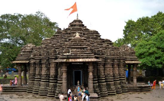 The Puratan Shivalaya in Ambernath Maharashtra