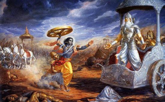 Relevance of the Mahabharata