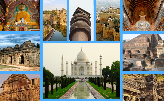 TEN Architectural wonders of India