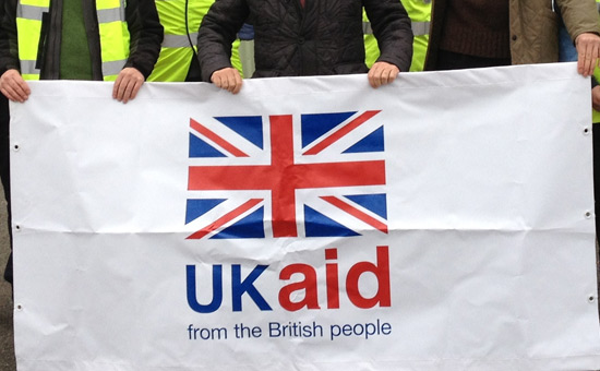 The politics and arrogance of British aid to India