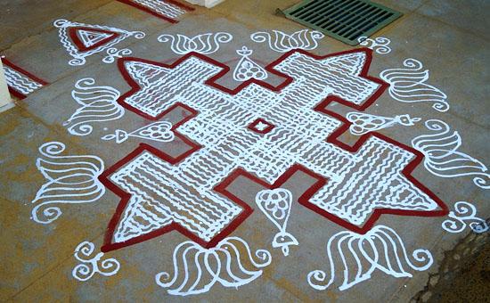Ringing in the Tamil New Year Puthandu
