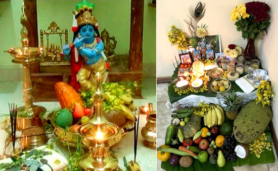 Celebrating the Malayalee New Year Vishu