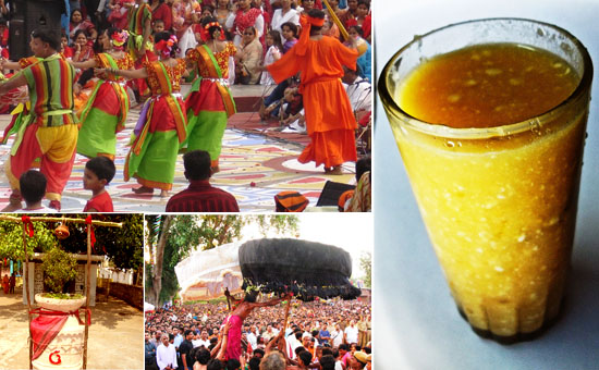 How PANA SANKRANTI is celebrated in Odisha