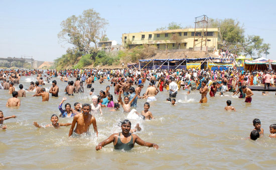 KUMBHA MELA of South India