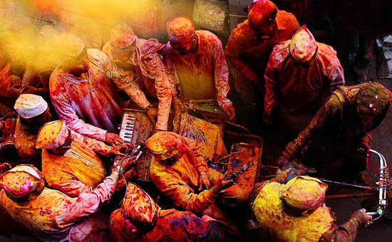 HOLI celebrations in KUMAON