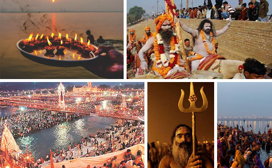 KUMBH the science, history and significance of the parva
