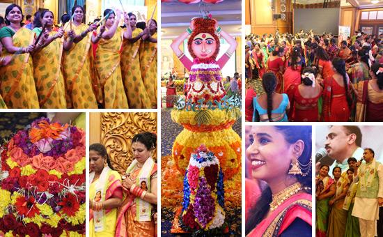 BATHUKAMMA festival Mumbai