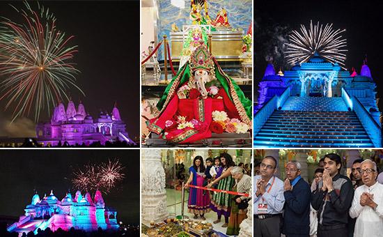 Diwali in Canada
