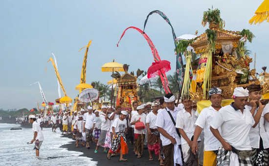 Celebrating SILENCE - Balinese New Year NYEPI