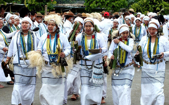 MOPIN is the Harvest festival of Arunachal Pradesh
