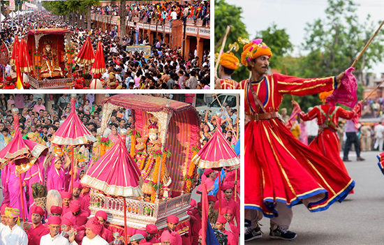 TEEJ - A delightful and colourful array of events