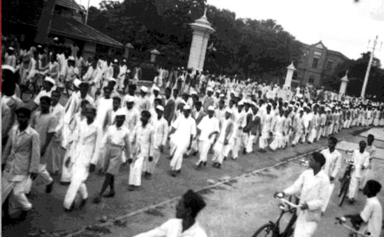 Civil Disobedience in the Indian Tradition
