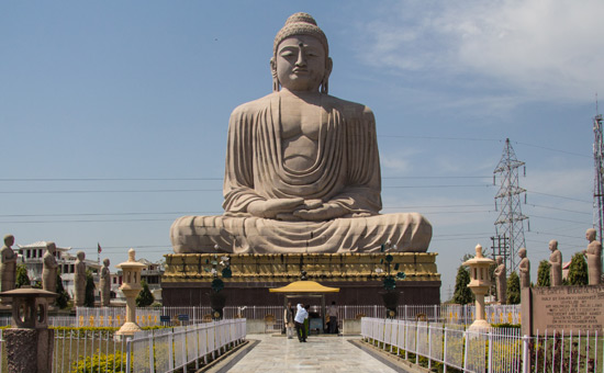 Bodh Gaya and the Buddhist world