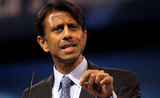 Why Bobby Jindal Wants to be White