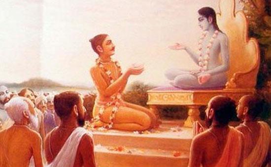 BRIHADARANYAKA UPANISHAD (7)- MADHU-KANDA-CHAPTER II
