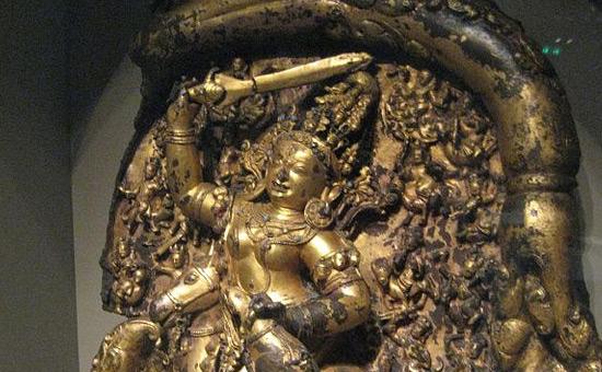 Etymology of Samantabhadri, Prajaparamita, Palden Lahmo and Taras names and parallel Hindu Goddesses