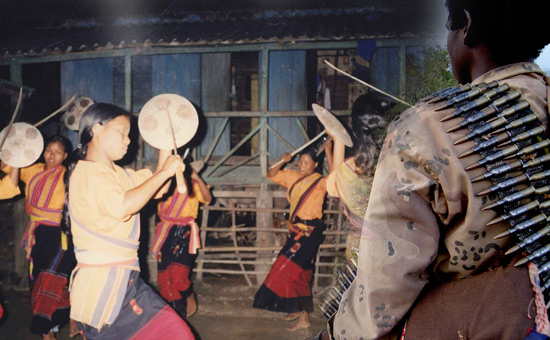 BODO-MUSLIM CONFLICT in ASSAM- Historical Roots