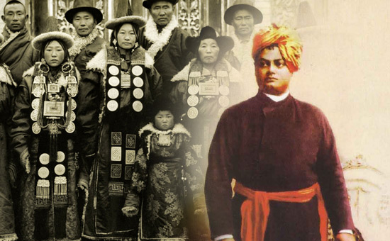 Swami Vivekanand`s Experiences in China