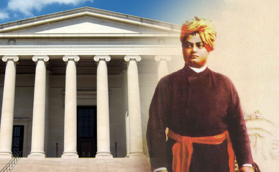 Swami Vivekananda - Vedanta comes to the West