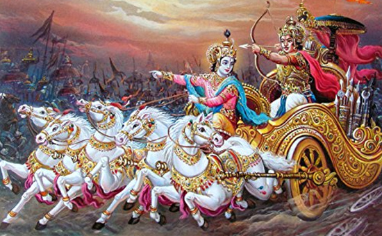 DHARMA in Foreign Policy-Insights from Mahabharata