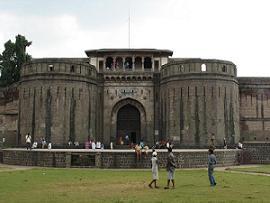 Shivaji and shivneri fort essay