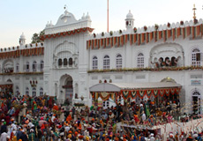 Sikh holy places