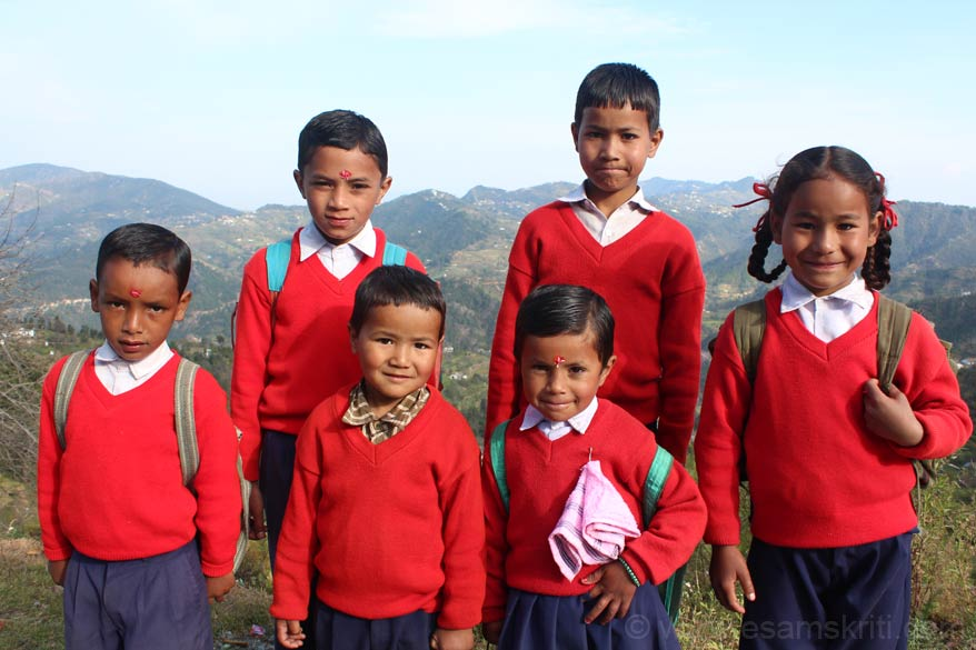 In Oct 2012 did the Kumaon Yatra. Took a conscious decision to click pictures of local people. Present the pics in the route as I travelled. Covered children, women, work done by NGOs, BPOs etc. The