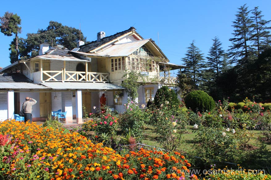U see an overview of Mayavati Ashram Kumaon. The Ashram is about a 6 hour drive from Kathgodam the closest railway station. U can hire a vehicle and reach directly or share a taxi 