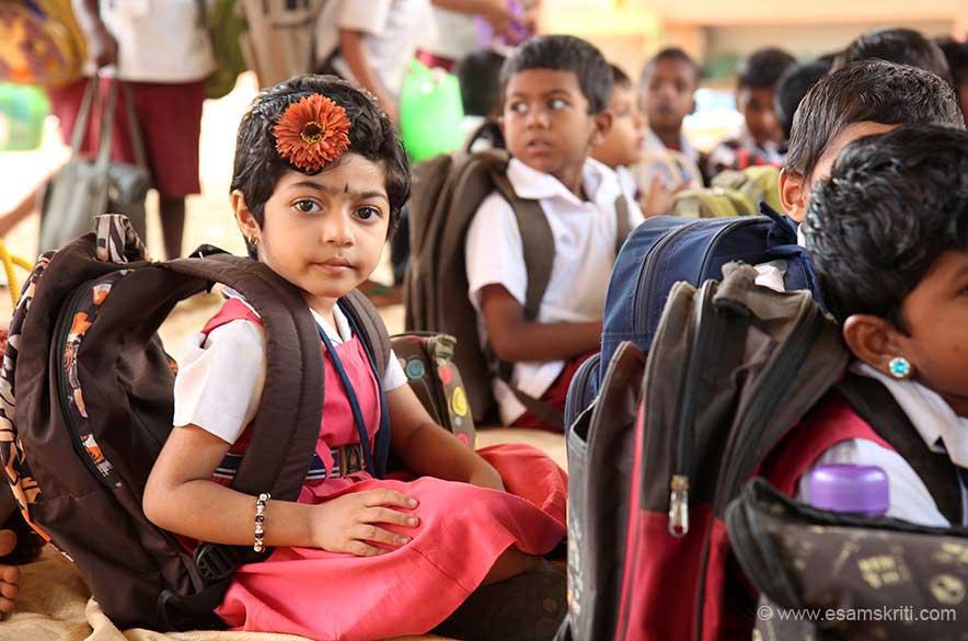 "Loved this kid. To see pics of RKM School Narainpur Bastar <a href=""http://www.esamskriti.com/photo-detail/Ramakrishna-Mission-Ashrama-Narainpur.aspx"" target=""_blank"">Click here</a>"