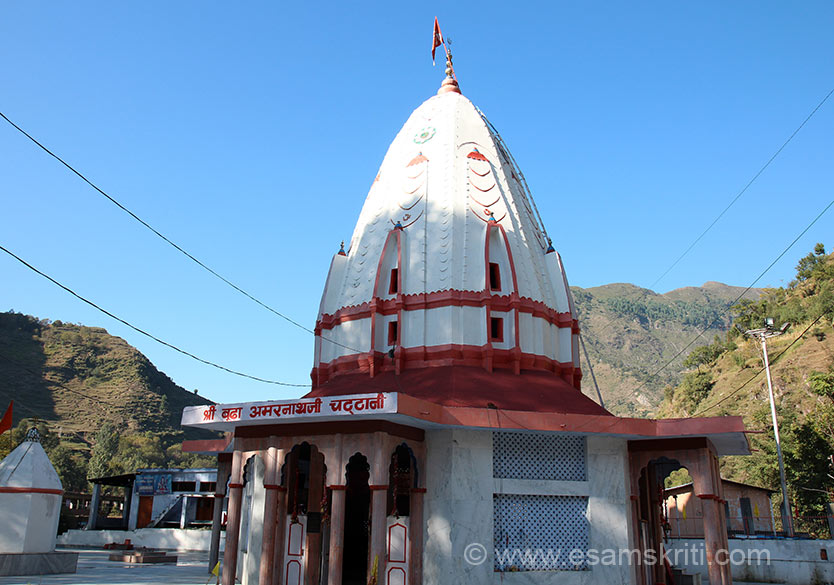 "30 kms from Poonch do visit the Budha Amarnath Mandir. To see pics<a href="" http://www.esamskriti.com/theme-detail/Budha-Amarnath-Temple.aspx"" target=""_blank"">Click here</a>"