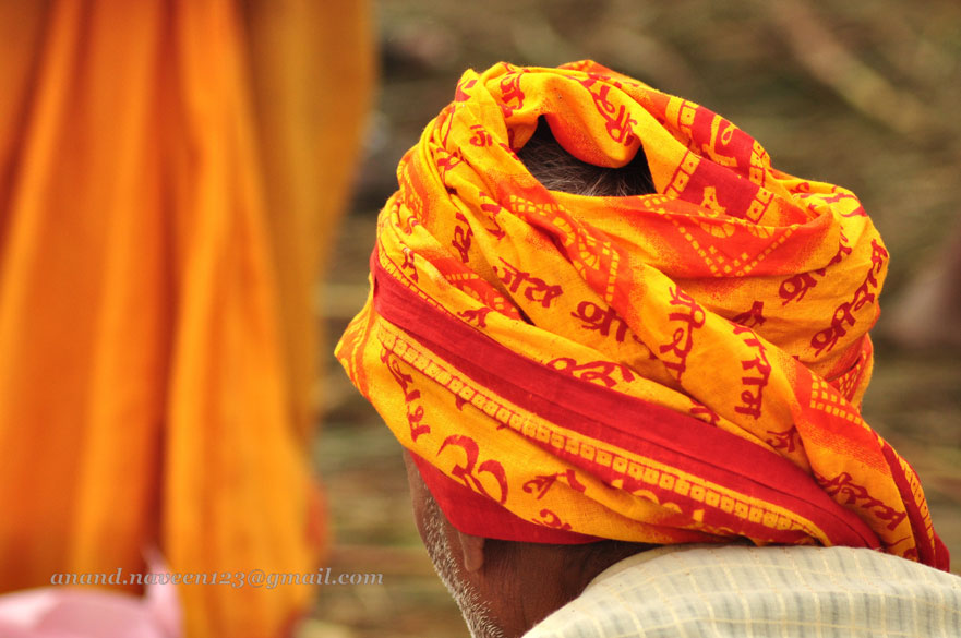 Colours of Sri Ram. To see some more pic of Maha Kumbh 2013 <a target=_blank href=http://www.rediff.com/news/slide-show/slide-show-1-in-photos-the-faces-of-maha-kumbh-2013/20130122.htm>Click here</a>